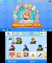 Nintendo Badge Arcade 3DS screenshots 04