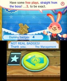 Nintendo Badge Arcade 3DS screenshots 07