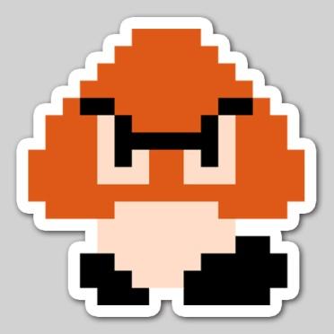 Nintendo Badge Arcade 40