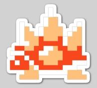 Nintendo Badge Arcade 46