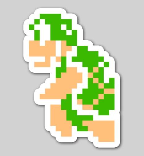Nintendo Badge Arcade 49
