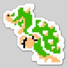 Nintendo Badge Arcade 57