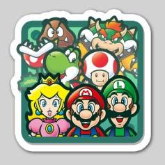 Nintendo Badge Arcade 61