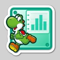 Nintendo Badge Arcade 63