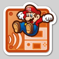 Nintendo Badge Arcade 64