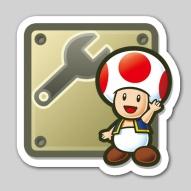 Nintendo Badge Arcade 65