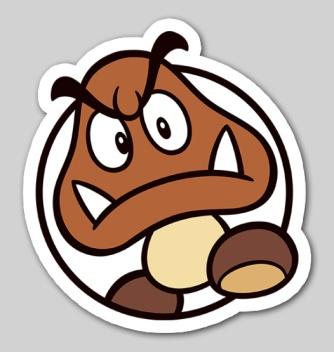 Nintendo Badge Arcade 70