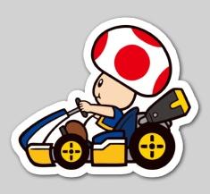 Nintendo Badge Arcade 77