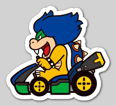 Nintendo Badge Arcade 87