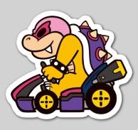 Nintendo Badge Arcade 89