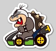 Nintendo Badge Arcade 90