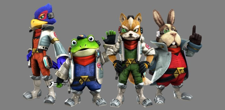 star fox zero screenshots 14