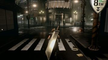 final fantasy VII remake screenshots 02