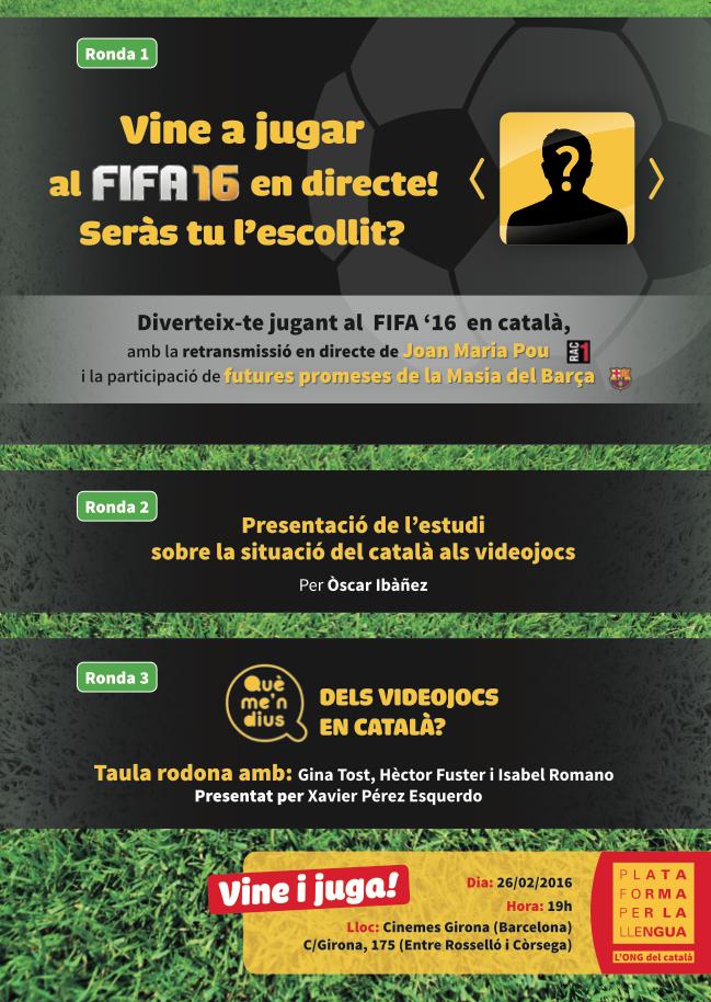 cartell_fifa_ FIFA 17 in catalan