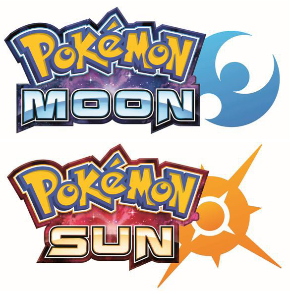 Pokémon Sun and Moon logo