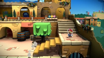 Paper Mario Color Splash screenshots 02