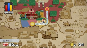 Paper Mario Color Splash screenshots 03