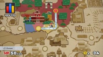 Paper Mario Color Splash screenshots 03