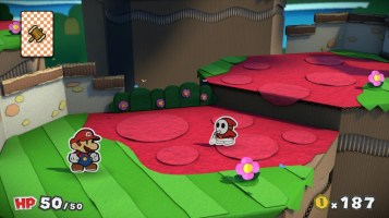 Paper Mario Color Splash screenshots 04