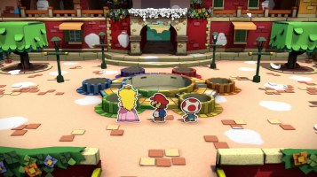 Paper Mario Color Splash screenshots 05