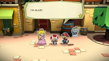 Paper Mario Color Splash screenshots 07