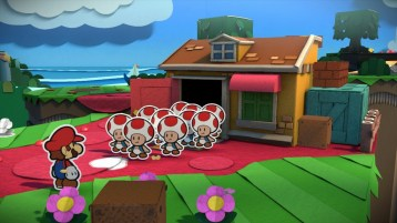 Paper Mario Color Splash screenshots 08