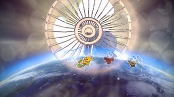 Paper Mario Color Splash screenshots 09