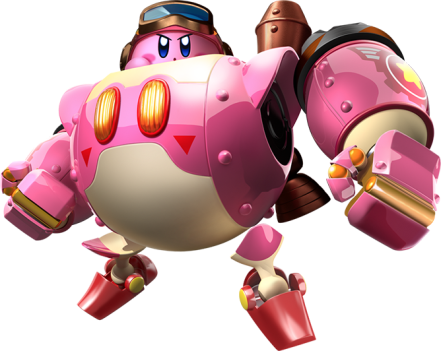 Kirby Planet Robobot Kirby 2