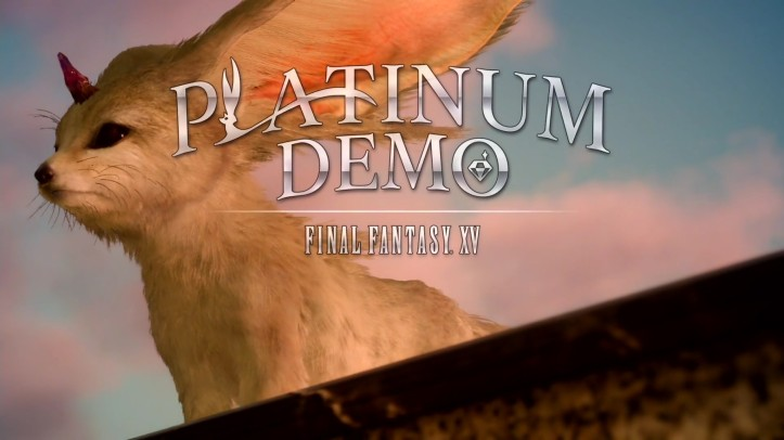 Platinum Demo FFXV