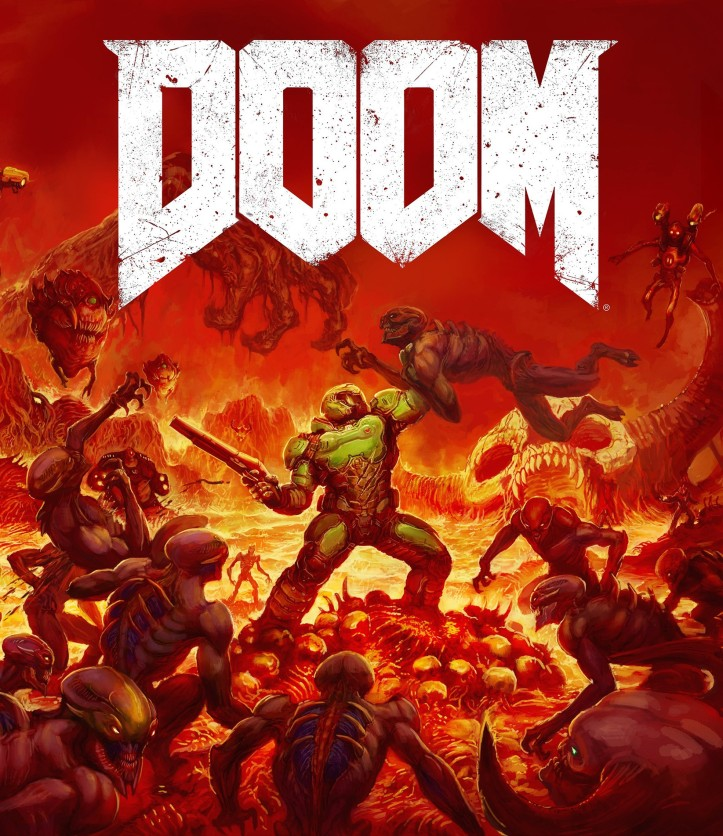 Doom box art alternative