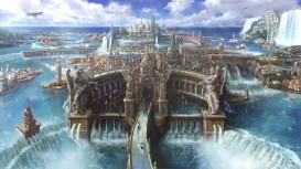 Final Fantasy XV Art Work
