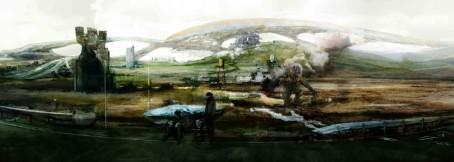 final fantasy XV art work 04