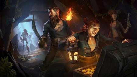 rare sea of thieves video game e3 2016