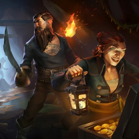 rare sea of thieves video game e3 2016