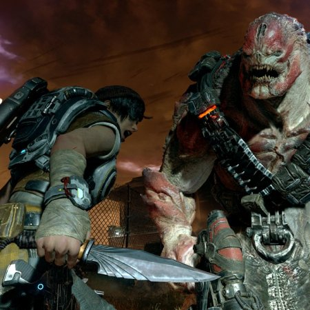 gears of war 4 e3 2016