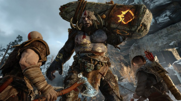 God of War PS4 03