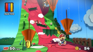 Paper Mario Color Splash E3 2016 05