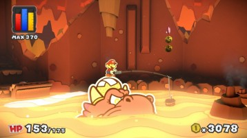Paper Mario Color Splash E3 2016 08
