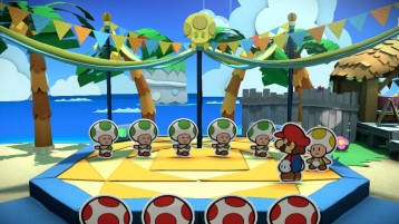 Paper Mario Color Splash E3 2016 10