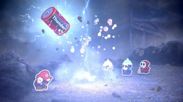 Paper Mario Color Splash E3 2016 11