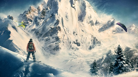 Steep video game Ubisoft