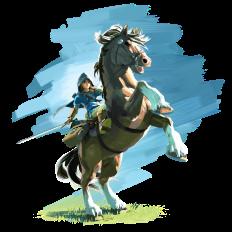 The Legend of Zelda Breath of the Wild art 02