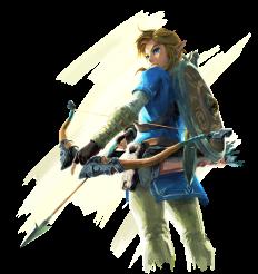 The Legend of Zelda Breath of the Wild art 03