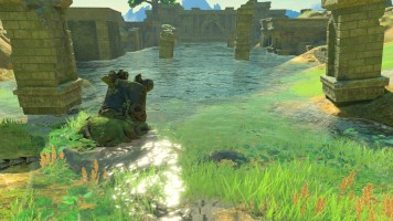 The Legend of Zelda Breath of the Wild world 11