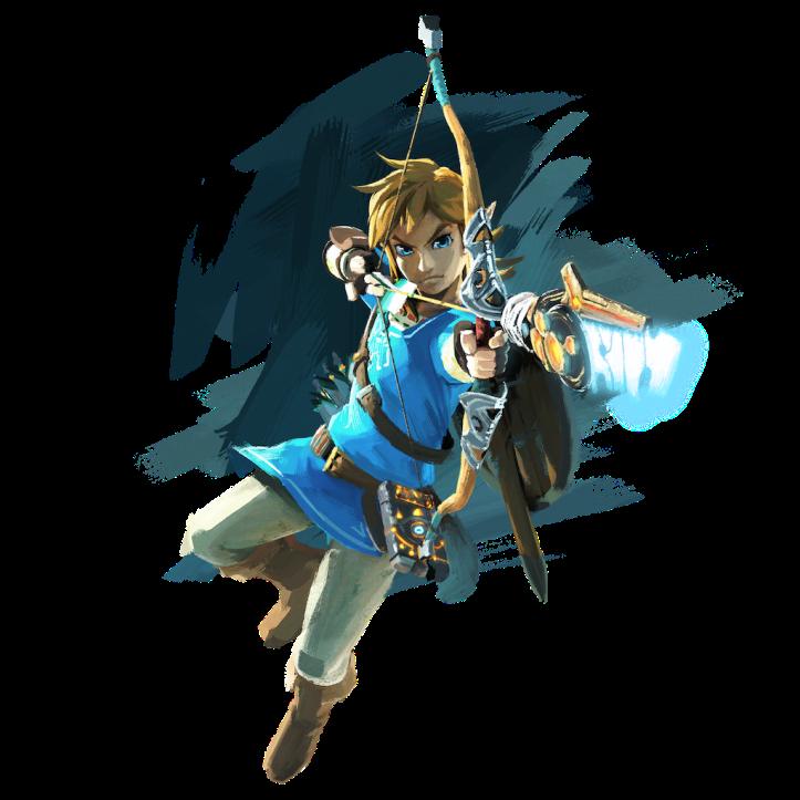 The Legend of Zelda Wii U NX art 01