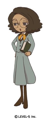 Lady Layton 11