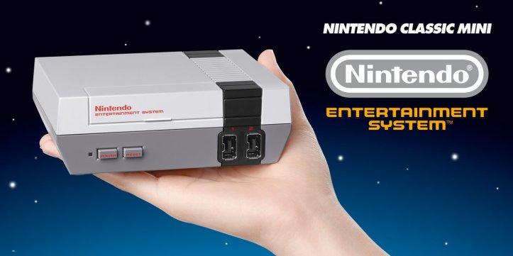 NES Mini llarg