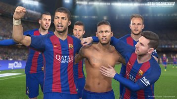 PES 2017 FC Barcelona 01