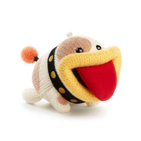 Poochy yarn amiibo 1