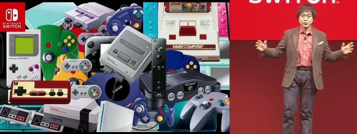 Nintendo Switch és la consola MEGAMIX.